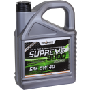 Täissünteetiline mootoriõli Supreme 9000 5W-40
