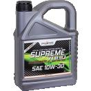 Poolsünteetiline mootoriõli Supreme 7000