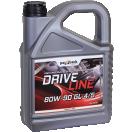 Drive Line 80W-90 4L